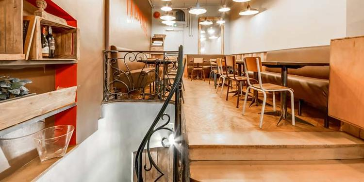 Bar La Grange Paris, Bar Paris Bourse #10