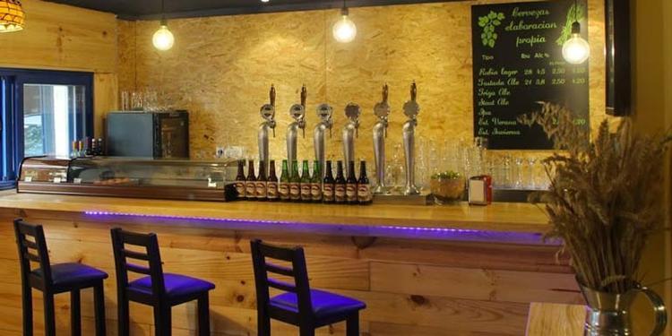 Cervecería Monasterio, Bar Madrid Argüelles #3