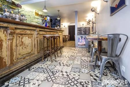 Le Tralali Tralala, Bar Paris Grandes Carrières #0