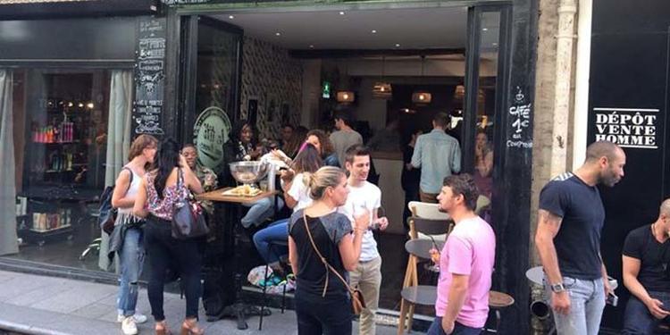 Le Titi qui Tonne (FERMÉ), Bar Paris Les Halles #0