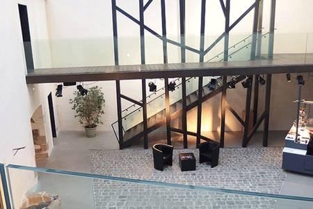 Le Passage Sainte-Croix, Salle de location Nantes Bouffay #0