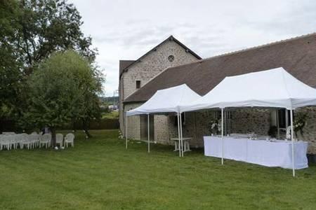 La ferme d'Orgeval, Salle de location Orgeval Yvelines #0