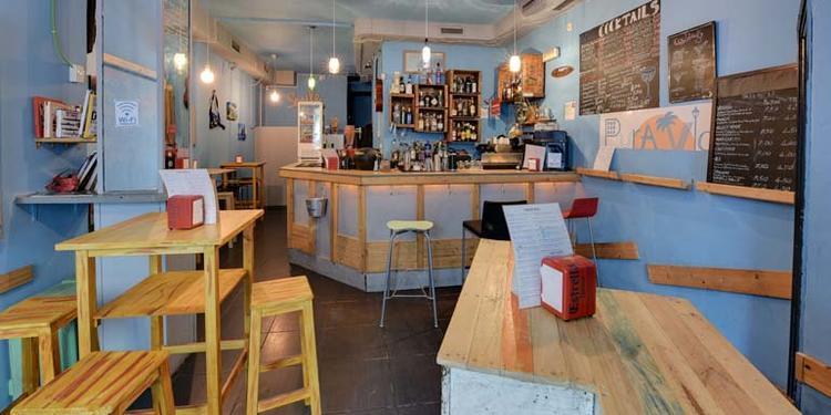 Pura Vida Cocktail & Coffee Bar, Bar Madrid Chamberí #1