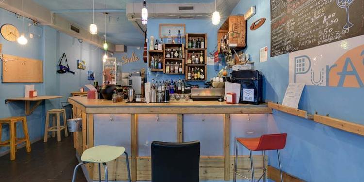 Pura Vida Cocktail & Coffee Bar, Bar Madrid Chamberí #4