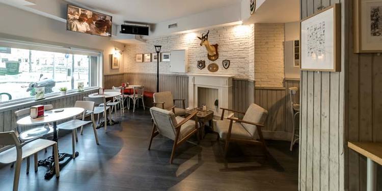 Scrum Rugby Bar, Bar Madrid Chamberí #0