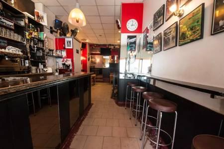 Le Moka Bar, Bar Paris Hôpital Saint-Louis #0