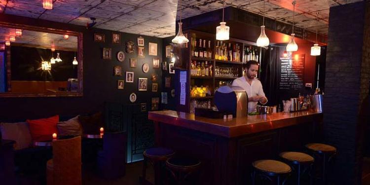 Le Fourbi (FERMÉ), Bar Paris Gros Caillou #0