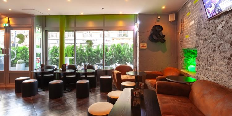 L'Heure sup', Bar Paris Balard #0