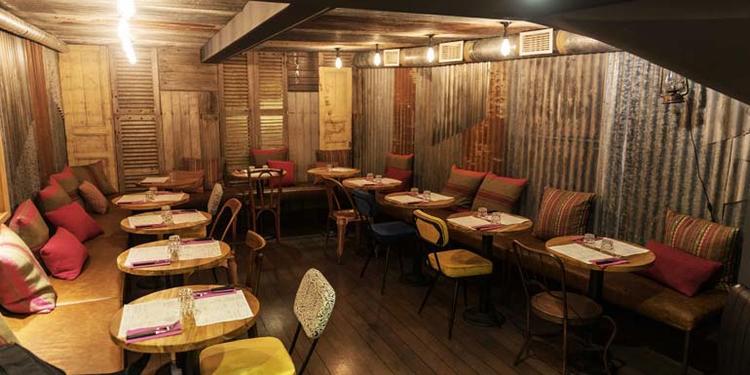 Bollynan, Restaurant Paris Bonne Nouvelle #0