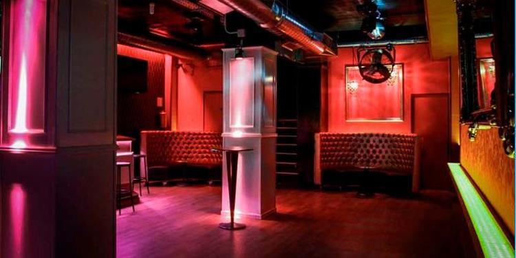 Sala Capricho, Bar Madrid Chamartín #2
