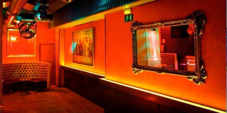 Sala Capricho, Bar Madrid Chamartín #4