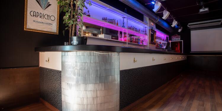 Sala Capricho, Bar Madrid Chamartín #0