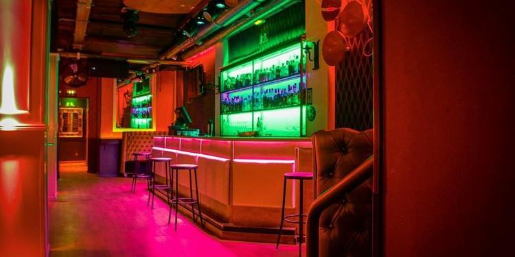 Sala Capricho, Bar Madrid Chamartín #3