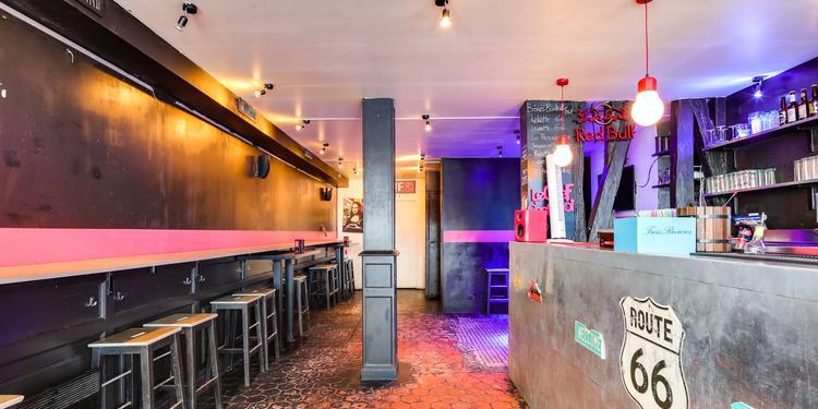 Le B 58, Bar Paris Grands Boulevards #0