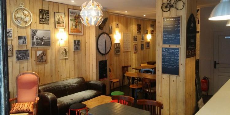 Au Garage à Vélos, Bar Paris Pigalle #0
