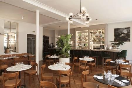 Rae's Paris (FERMÉ), Restaurant Paris Faubourg Montmartre #0