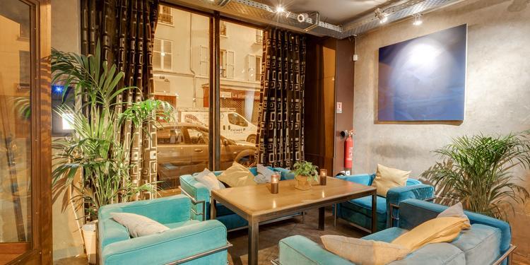 Paname Art Café, Restaurant Paris République #0