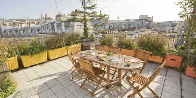 Rooftop Pigalle (FERMÉ), Salle de location Paris Pigalle #0