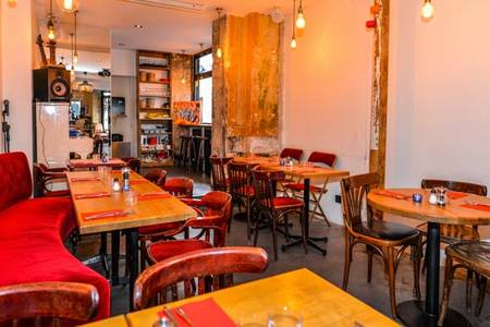 Le Mama Lova (FERMÉ), Bar Paris Montmartre #0