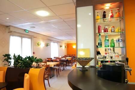 Kyriad Les Ulis, Restaurant Les Ulis  #0