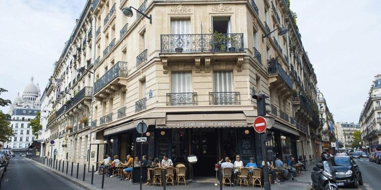 Le Grand Comptoir d'Anvers, Restaurant Paris Pigalle  #0