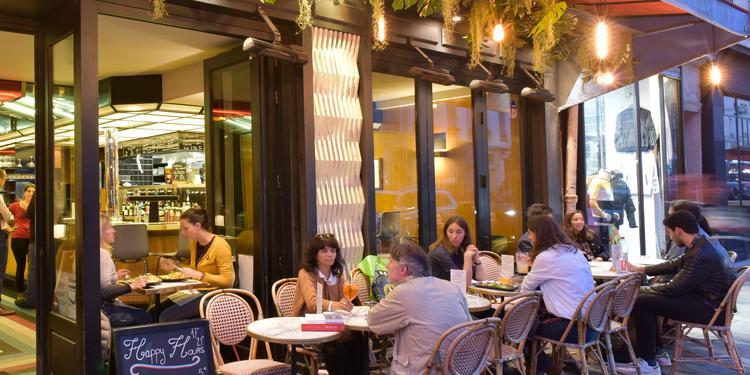 Le Parisien, Bar Paris Arts & Métiers #0