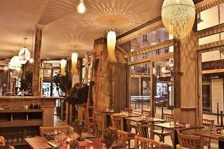 John Weng Poissonnière, Restaurant Paris Grands Boulevards #0