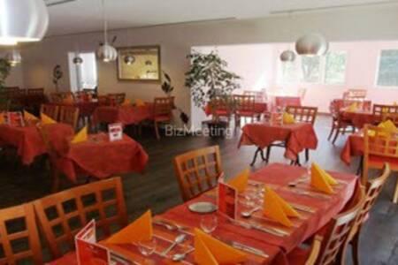 Best Hotel Lyon Est / Saint Priest / Eurexpo, Salle de location Saint-Priest  #0