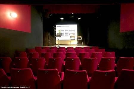 Le Théâtre de la Contrescarpe, Salle de location Paris Jussieu #0