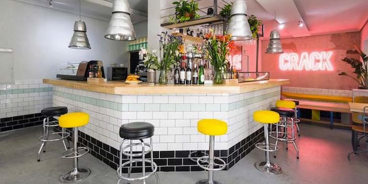 Crack Healthy Diner, Bar Madrid Malasaña #0