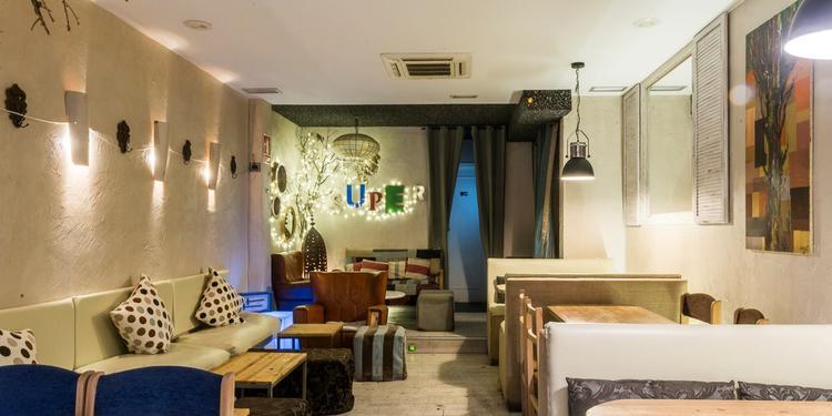 La Nueva Troje : Planta Baja, Sala de alquiler Madrid Malasaña #0