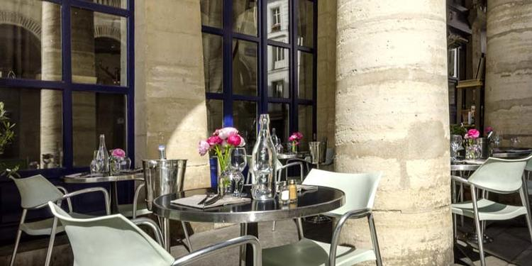 Bissac, Restaurant Paris Bourse #0