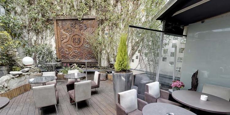 L'Elysée Lounge, Bar Paris Elysée #0