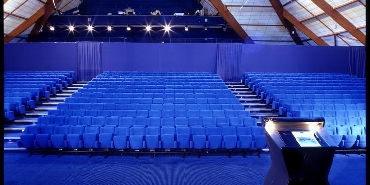 Les Pyramides - Auditorium  + Céleste, Salle de location Le Port-Marly Yvelines #0