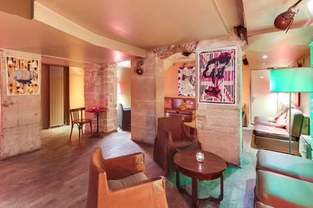 Carpe Diem Café, Bar Paris Chatelet #0