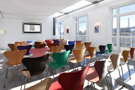La Maison du Danemark, Salle de location Paris Champs Elysées #0