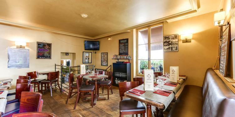 Le Café Six, Bar Paris Saint-Germain-des-Prés #8