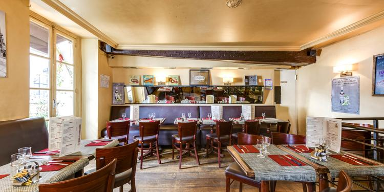 Le Café Six, Bar Paris Saint-Germain-des-Prés #7