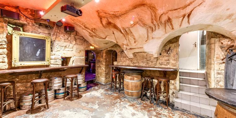 Le Café Six, Bar Paris Saint-Germain-des-Prés #2