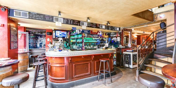 Le Café Six, Bar Paris Saint-Germain-des-Prés #6