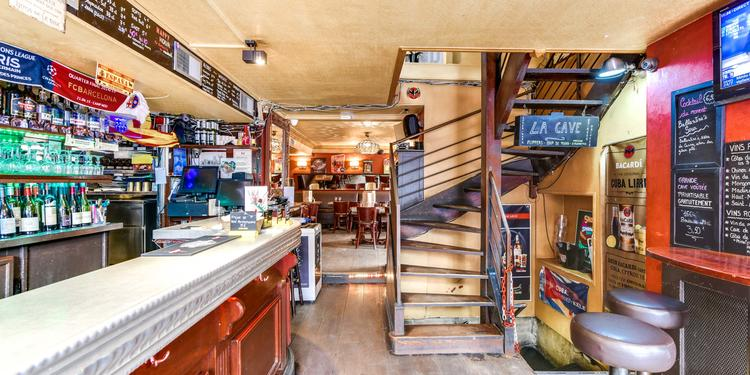 Le Café Six, Bar Paris Saint-Germain-des-Prés #5