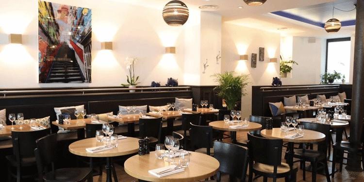 Le Sanglier Bleu, Restaurant Paris Pigalle #0