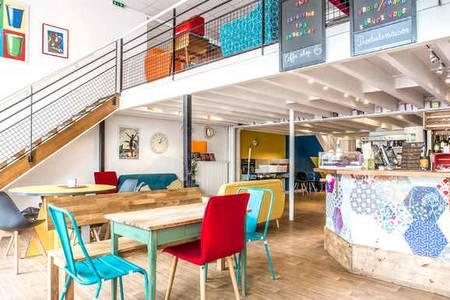La Mezzanine du Patchwork Café, Salle de location Lyon  #0