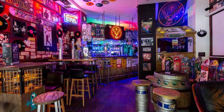 Le Rockstar Café, Bar Paris Oberkampf #0