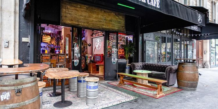 L'Apérock Café, Bar Paris Oberkampf #0