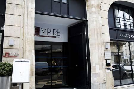 Le Bar de L'Empire Hotel, Bar Paris Les Halles #0