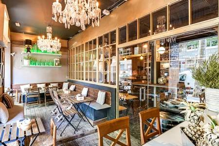 Labendita Gastroteca, Bar Madrid Retiro #0