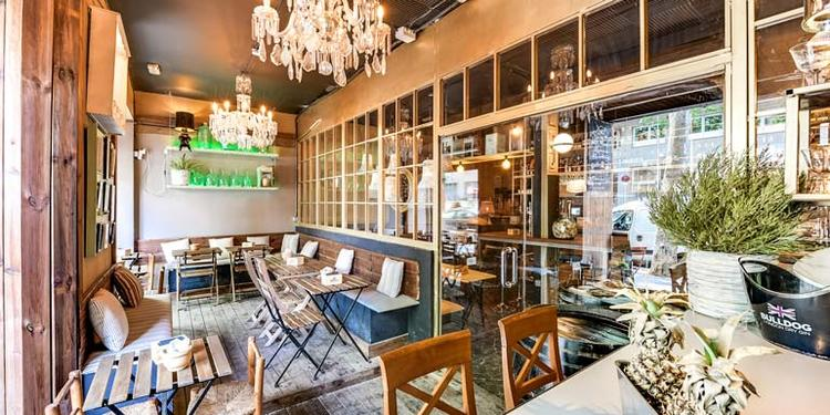 La bendita, Bar Madrid Retiro #0