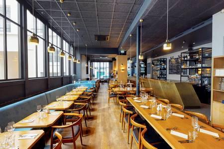 Beaucoup, Restaurant Paris Enfants Rouges #0