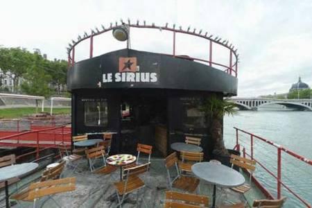 La Cale du Sirius, Salle de location Lyon  #0